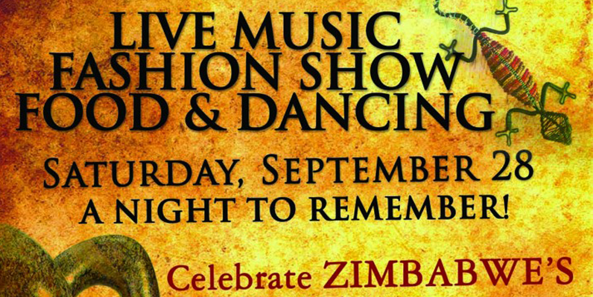 ZimHealth Gala Fundraising Event!
